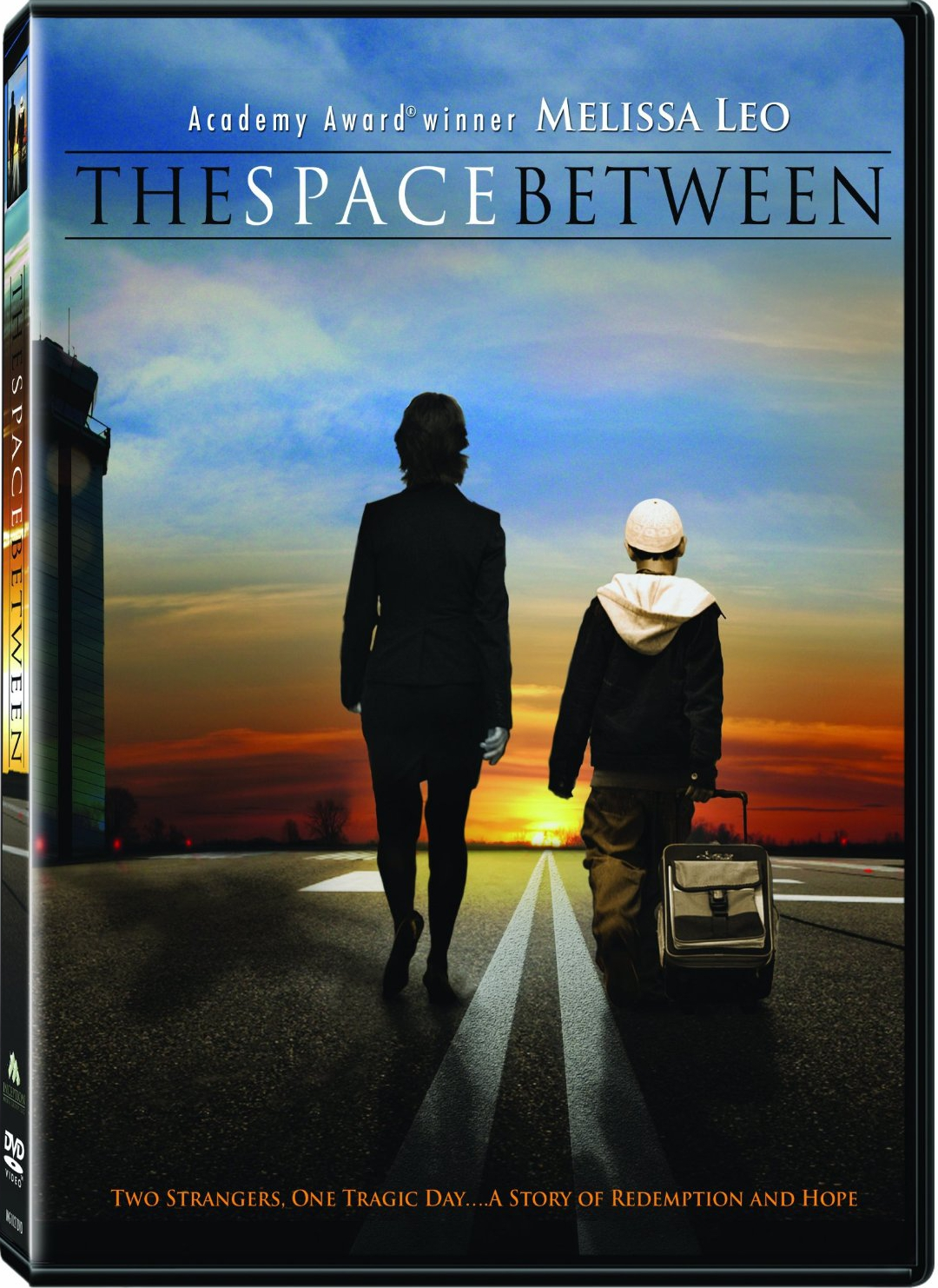 DVD Cover - The Space Between